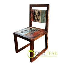 Reclaimed Dining Chairs Indonesia Teak Furniture Reclaimed Wood Dining Chair 2 Teak