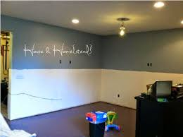 painting concrete basement walls ideas interior paint colors for