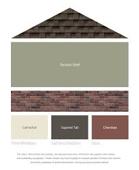 roof beautiful exterior paint colors with brown roof charming