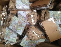 Map Favors by World Map Supplies Timekeeperwatches