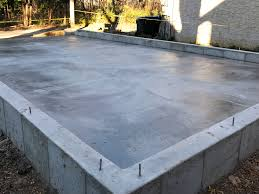 foundations structural concrete for your home goodmanson