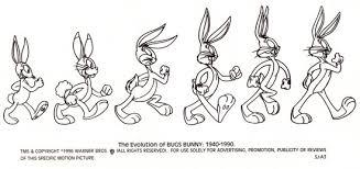 image bugs evolution jpg looney tunes wiki fandom powered