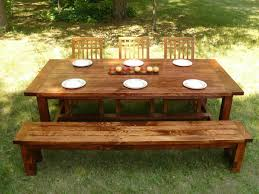 popular farmhouse dining table ideas and plans home design by john