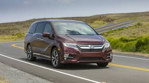 nissan minivan 2018 2018 honda odyssey top speed