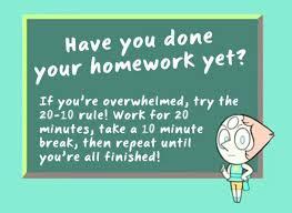 Motivation Gems  Have you done your homework yet  If you     re  Motivation Gems