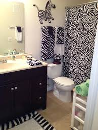 animal print bathroom ideas bathroom accessories leopard nearly wildlife fabric