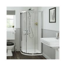 mira leap quadrant shower enclosure 900mm