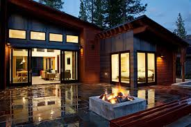 modern homes interior beautiful mountain home designs colorado pictures interior