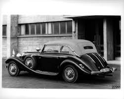 1937 mercedes benz 540 k review supercars net
