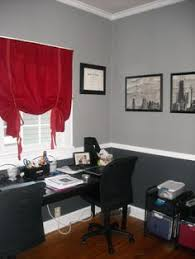 Red And Black Furniture For Living Room by Red And Gray Bedroom Went With A Black And Red Colour Scheme As