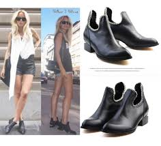 womens boots uk designer 2014 cool ankle boots for genuine leather boots black