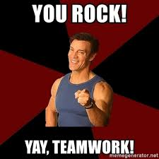 You Rock Meme - thank you you rock meme more information