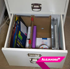 Desk Drawer Organizer Desk Drawer Organization On A Budget Part 3 Of 4 Dollar