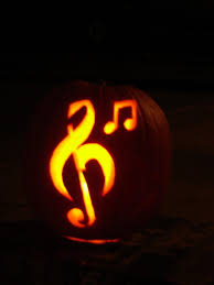 musical pumpkin carving ideas preschool of rock