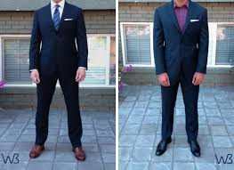 well built style how a suit should fit