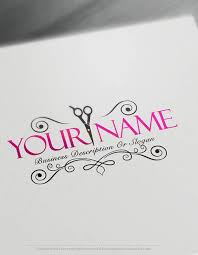 Create Business Card Free Exclusive Logo Design Hair Salon Logo Images Free Business Card