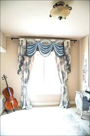 kitchen swag curtain new primitive country black tan check