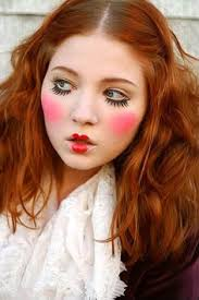 Halloween Doll Costumes 20 Cool Easy Halloween Makeup Ideas Scary Doll