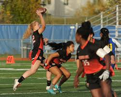 Flag Football Equipment Baquiran Syrup Have Eagles Flag Football Team Flying High In Cic