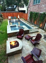 Lazy River Pools For Your Backyard by Small Pool Backyard Ideas Small Backyard Above Ground Pool Ideas