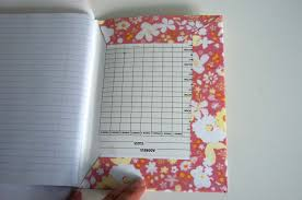 Notebook Cover Decoration Aesthetic Nest Craft Pretty Paper Covered Composition Books