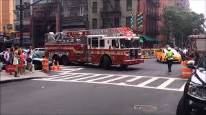 thanksgiving horn called fdny responding compilation 24 full of blazing sirens u0026 loud air
