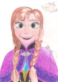 princess anna frozen xnicicupcake deviantart