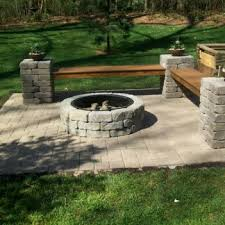 Brick Paver Patio Design Paver Patio Designs With Pit Free Home Decor