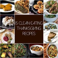 15 clean thanksgiving recipes hummusapien
