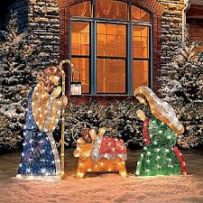 Christmas Decorations Outdoor Ideas - metal christmas decorations outdoor christmas2017