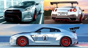 nissan gtr wrapped india u0027s wildest nissan gt r gets wrapped in matte silver chrome