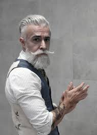 hairstyles for men over 60 with gray hair 60 grey beard styles for men distinguished facial hair ideas