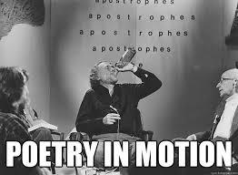 Poetry Meme - poetry in motion charles bukowski quickmeme