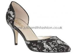 Wedding Shoes Online Uk Womens Lotus Brogna 50725 Black Wedding Shoes Lotus