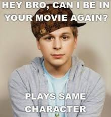 Michael Cera Meme - that movie where michael cera plays that awkward teenager home