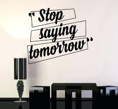 Famous Home Design Quotes by Famous Quotes Wall Decals Wall Stickers Home Decor