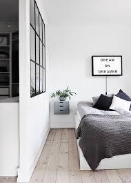 Scandinavian Bedroom Design Best 25 Monochrome Bedroom Ideas Only On Pinterest Black White