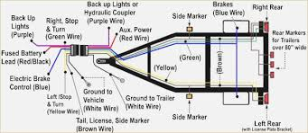5 wire trailer wiring diagram davehaynes me