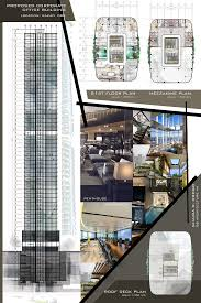 design 8 proposed corporate office building high rise building