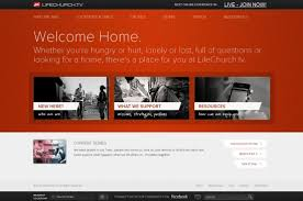 Website Front Page Design Astonishing 20 Examples Web