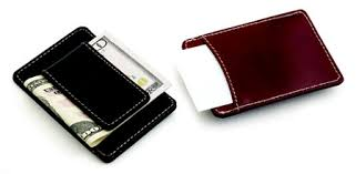 personalized leather money with card holders kingcustom net