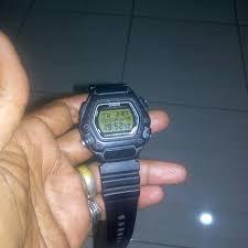 Jam Tangan Casio Dw 290 casio dw 290 badak preloved fesyen pria jam tangan di carousell