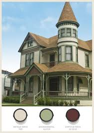 victorian house exterior color chart victorian home with bold