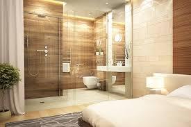 chambre de luxe design chambre en naturelle parquet design luxe