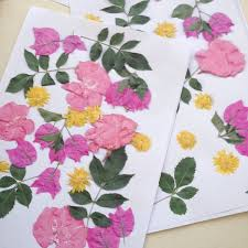 flower wrapping paper diy floral wrapping paper my poppet makes