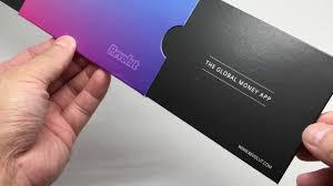 Business Card Design Fee Revolut Card Unboxing In 4k U2022 Transfer Exchange And Spend Money