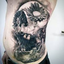 36 best skull stomach tattoo designs images on pinterest tattoo