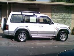 mitsubishi suv 1998 autovikx 1998 mitsubishi pajero specs photos modification info