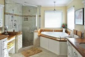 bathrooms with drop in tubs bathroom remodel bathtub tiled
