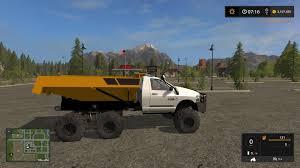 minecraft dump truck dodge dump rock truck v1 0 modhub us